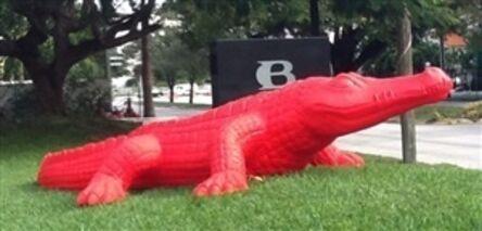 Cracking Art Group, 'Crocodile', 2007