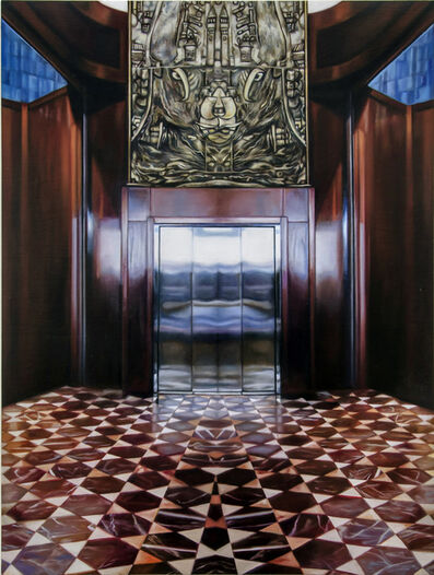Patti Oleon, 'Istanbul Lobby', 2016
