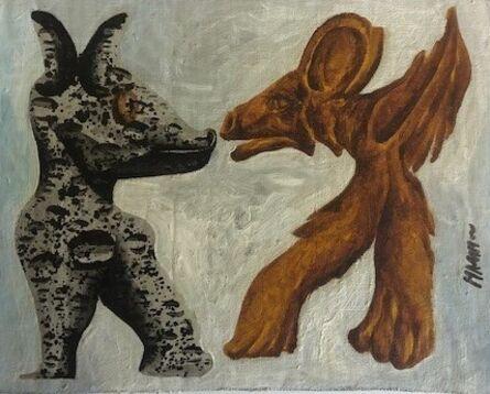 Eric Massholder, 'Conversation', 2002