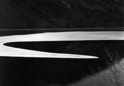 Ansel Adams, 'Ice on Ellery Lake, Sierra Nevada, California', ca. 1959