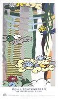 Roy Lichtenstein, 'Water Lilies with Japanese Bridge', 2007
