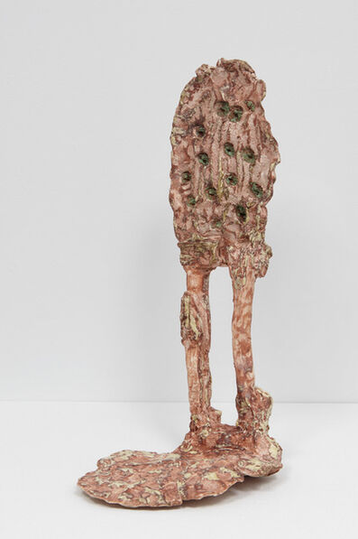 Judy Hoffman, 'Pink and Green', 2017