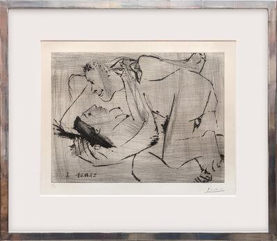Pablo Picasso, 'L'étreinte VI', 1967