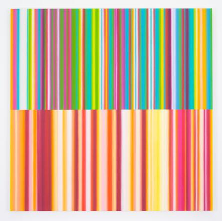 Tim Bavington, 'Words (Between the Lines of Age)', 2014