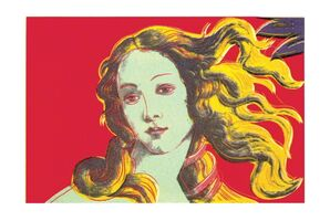 Andy Warhol, 'Birth of Venus-Red', 2000