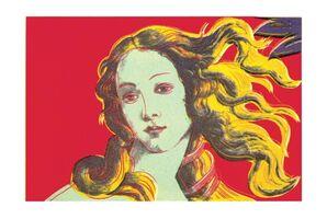 Andy Warhol, 'Birth of Venus-Red', 2000