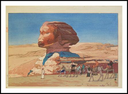 Yoshida Hiroshi, 'Sphinx', 1925