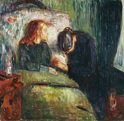 Edvard Munch, 'The Sick Child', 1907