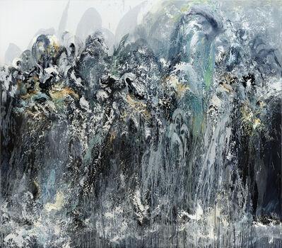 Maggi Hambling, 'Wall of water V', 2011