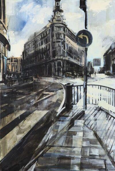 Sean Flood, 'Rainy Day in Madrid', 2012