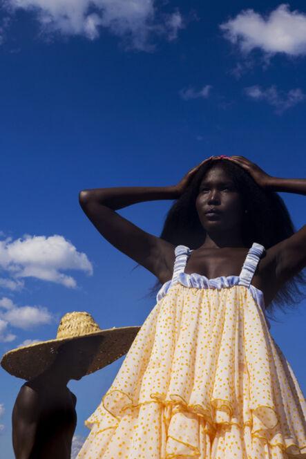 Yannis Davy Guibinga, 'The First Woman II', 2020