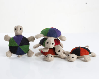 """Renate Müller, 'Miniature """"Therapeutic Toy"""" Turtle', 1969/2012"""