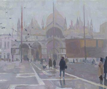 Ken Howard, 'San Marco, Mist Effect', 2020