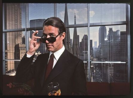 Harry Benson, 'Halston, New York', 1978