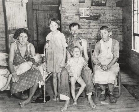 Walker Evans, 'A Group of Four Photographs of Alabama and Mississippi (4 works)', 1936