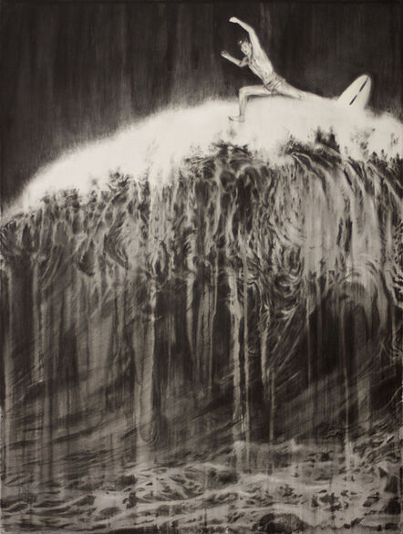 Jose Luis Puche, 'First movement for a wave', 2017