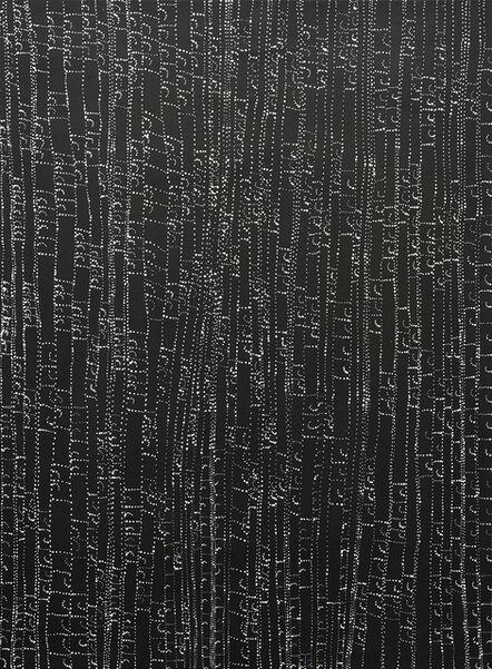 Dorothy Napangardi, 'Salt on Mina Mina', 2010