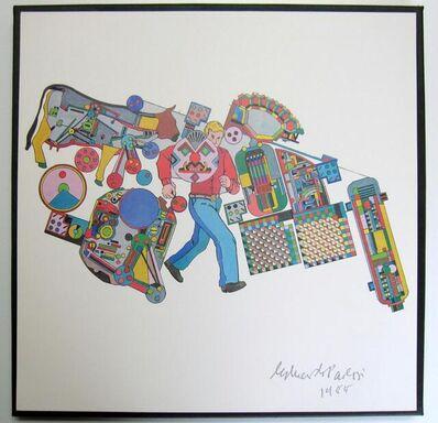 Eduardo Paolozzi, 'Underground Design', 1986