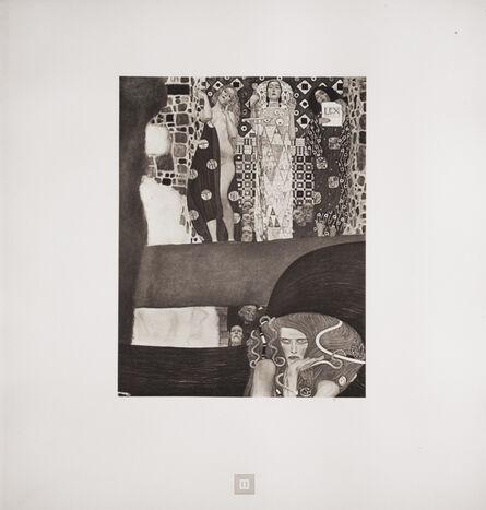Gustav Klimt, 'Section of Jurisprudence [Gustav Klimt An Aftermath]', 1931