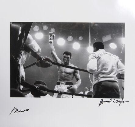 Howard Bingham, 'Ali vs Liston II, 1965', 2003