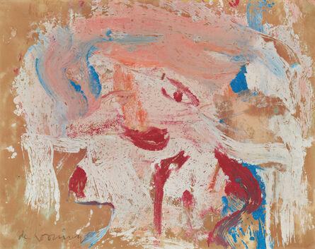 Willem de Kooning, 'Woman', 1965