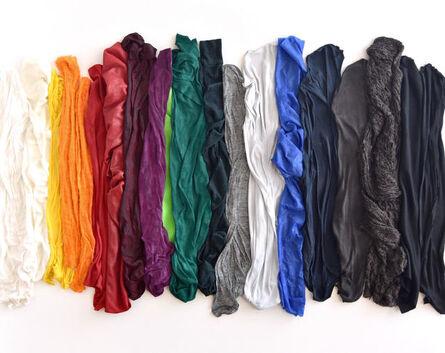 Astrid Stöppel, 'Fabrics', 2020