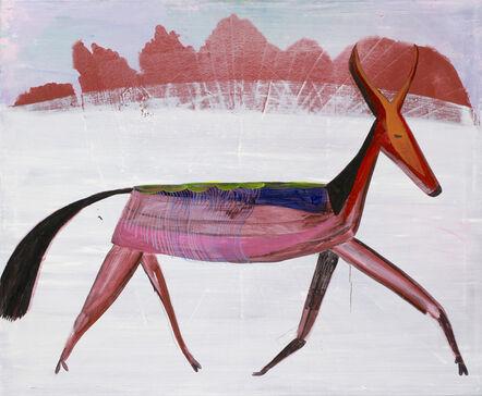 Matthias Dornfeld, 'Untitled (deer)', 2017