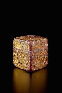 Kyohei Fujita, 'Kazaribako (ornamented box)', ca. 1995
