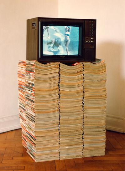 Rudolf Bonvie, 'La chasse photographique', 1982