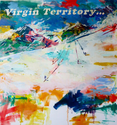 David Kramer, 'Virgin Territory', 2012