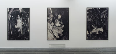 "Arsen Savadov, '""Donbass-Chocolate"" series', 1997"