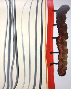 Peter Wayne Lewis, 'Strings145', 2003