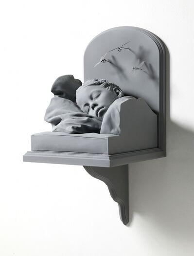 Hans Op de Beeck, 'Girl, asleep', 2021