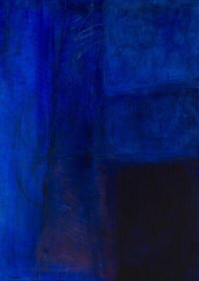 Julie Lazarus, 'Giardini Acqua Alta Lungo La Sera B', 2020