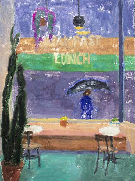 Brian Lotti, 'Littleneck Cafe'', 2020