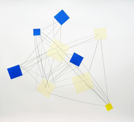 Galia Eibenschutz, 'Prototipos de movimiento con props (5)', 2016