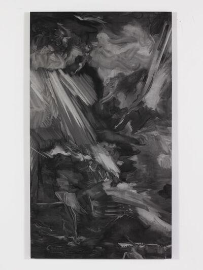 Kika Karadi, 'Untitled(OPM I - Ezekiel 13:11)', 2015