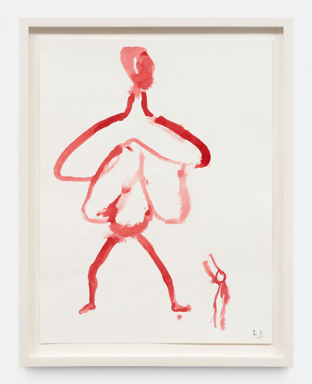 Louise Bourgeois, 'THE GOOD MOTHER', 2007
