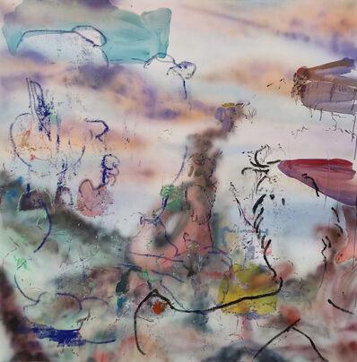 Antwan Horfee, 'Fluff on grass', 2021