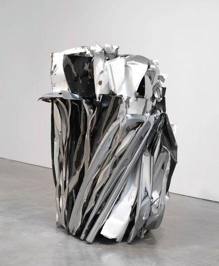 John Chamberlain, 'TASTEYLINGUS', 2010