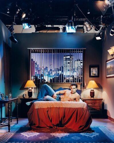 Stefan Ruiz, 'Daniel Cortes, CEA, Televisa Acting School', 2004