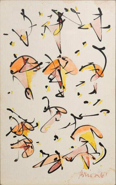 Brion Gysin, ' no 10', 1961
