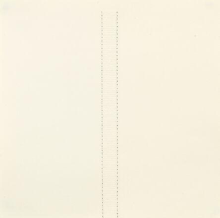 Edda Renouf, 'Incised Lines Rising; Autumn Series I', 2013