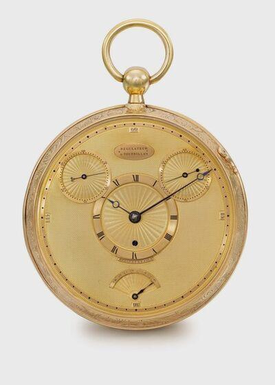 Abraham-Louis Breguet, 'Tourbillon watch', 1809
