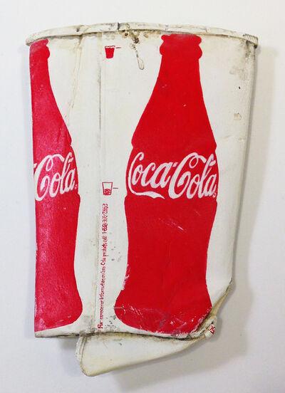 Tom Pfannerstill, 'Coca Cola Cup', 2010