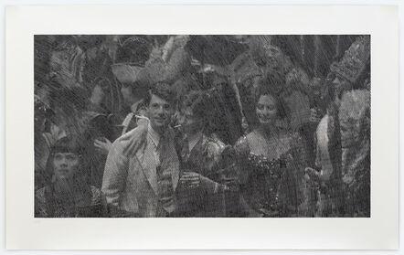 Marie Harnett, 'Costume Party', 2015