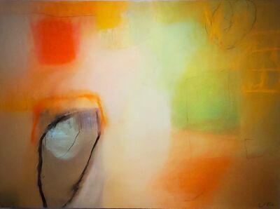 Ulla Neigenfind, 'Enigma: Green, Red, Orange', 2015