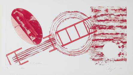 James Rosenquist, 'Cliff Hanger (State II)', 1978
