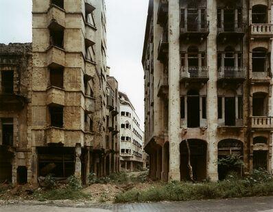 Gabriele Basilico, 'Beirut', 1991