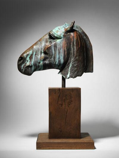 Nic Fiddian-Green, 'Study for Trojan', 2015